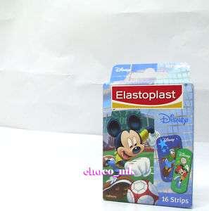 Disney Elastoplast Mickey Mouse Plaster minnie goofy