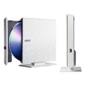 External DVD Drive   White