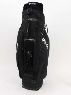 Ping Black Staff Golf Bag
