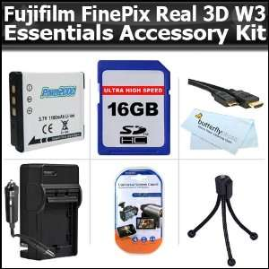 16GB Essentials Accessory Kit Includes 16GB High Speed SD
