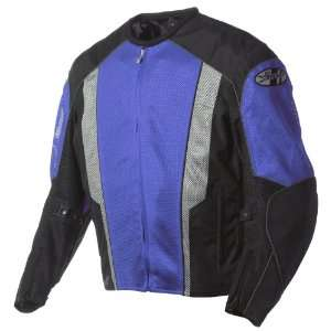 Joe Rocket Phoenix 5.0 Mens Mesh Textile Motorcycle Jacket