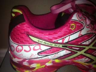 ASICS Gel Noosa Tri 6 Womens Speed Racing   Hard to find Last few