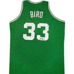 Larry Bird Boston Celtics Autographed 1985 86 Model Authentic Mitchell