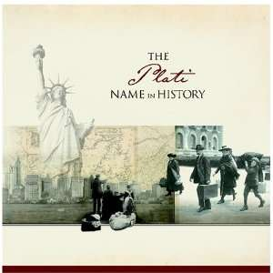 The Plati Name in History: Ancestry Books