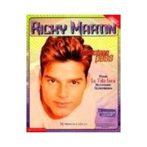 com Ricky Martin Backstage (9780613222655) Michael Ann Johns Books