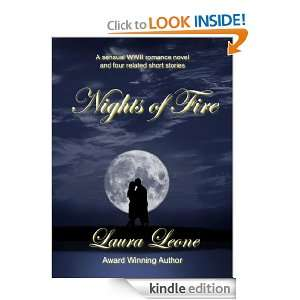 Nights of Fire Laura Leone  Kindle Store