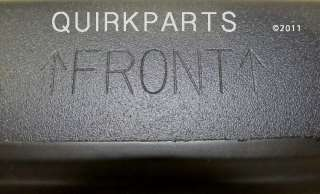 2007 2011 Jeep Patriot Roof Rack Cross Rails MOPAR GENUINE OEM