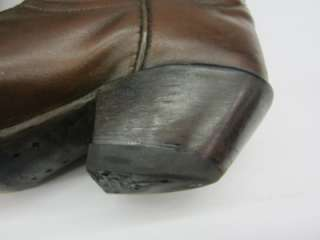 LAMA BRAND LADIES~BROWN~LEATHER~ WESTERN ~BOOTS~Sz 6 A~NICE