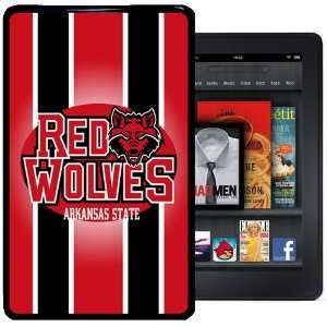 Arkansas State Red Wolves Kindle Fire Case  Players