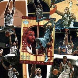 New Jersey Nets Kenyon Martin 20 Card Player Set Sports