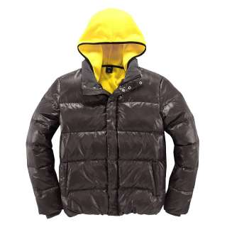 Vancl Mens Puffer Mens Warm Winter Dynamic Two Piece Down Jacket 5