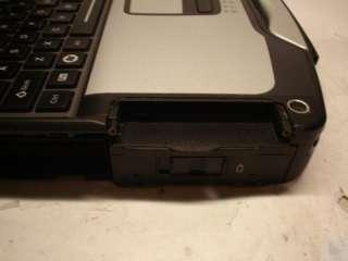 Toughbook Core Duo 1.6GHz Laptop No LAN Bay Door 092281894881