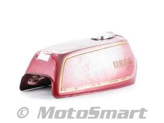 77 Yamaha XS360 XS 360 D XS360D Gas Fuel Petrol Tank   1L9 24110 00 01