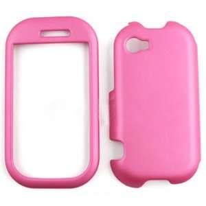 Sharpe Kin 2 Honey Pink, Leather Finish Hard Case/Cover