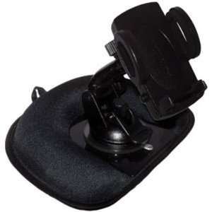 Beanbag Dash Mount for Palm Pixi   Black Cell Phones & Accessories