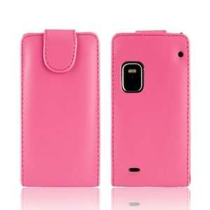 WalkNTalkOnline   Nokia E7 Pink Specially Designed Leather