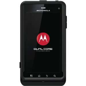Motorola Droid 3 Commuter Case High Quality Polycarbonate Outer