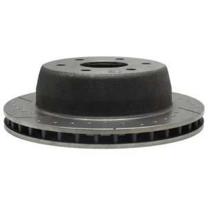 Aimco 55084LX Extreme Left Rear Disc Brake Rotor Only High