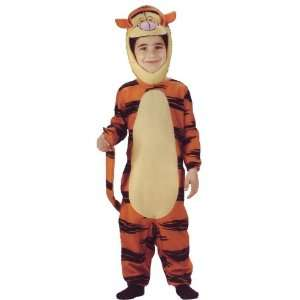 Pooh Tigger Deluxe Disney Costume Child Size S Small 4 6 Toys & Games
