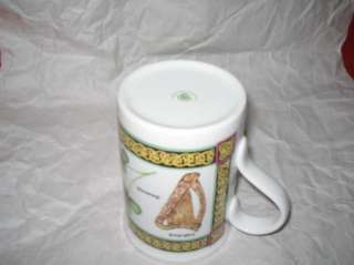 Tara The Emerald Isle Irish Coffee mug Galway Ireland fine bone china