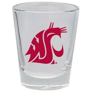 Washington State Cougars 1101 2oz Collector Glass Sports