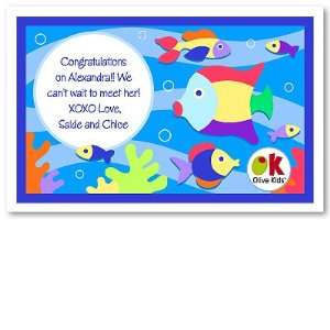 Quality Something Fishy Pers. Gift Card By Olive Kids Home & Kitchen