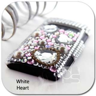 BLING Snap on Crystal Gem Hard Skin Case Cover Nokia X7