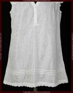 NEW $98 River Island Laced White Tunic Top 8 Eur 34 M