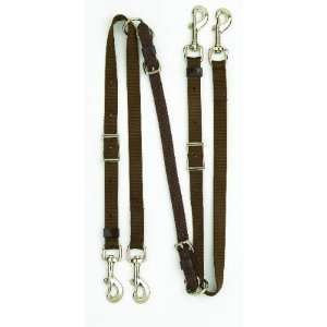 Perris Anti Grazing Device   Brown   Horse Sports