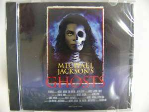 Michael Jackson Ghosts VCD Brand NEW Rare