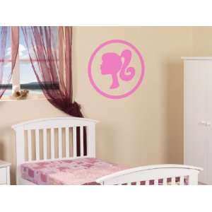 Barbie Logo Vinyl Art Decal Sticker