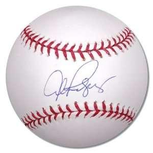 Alex Rodriguez Signed Rawlings MLB Baseball Sports