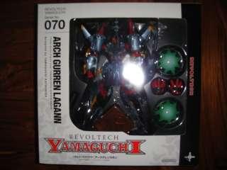 Yamaguchi Revoltech 070 70 Arch Gurren Lagann Tengen Action Figure
