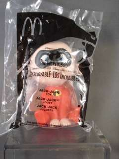 McDonalds Happy Meal Toy The Incredibles Jack Jack #5