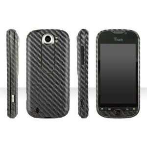 HTC MyTouch 4G Slide Black Carbon Fiber Full Body