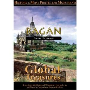 Global Treasures BAGAN Myanmar: Movies & TV