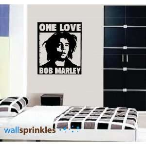 Bob Marley   Vinyl Wall Art Decal Stickers Decor Graphics