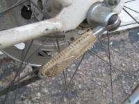 Vintage Peugeot Mixte lugged steel road bike Simplex