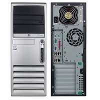 HP DC7700 Tower Core Duo 160GB DVD WIN XP PRO