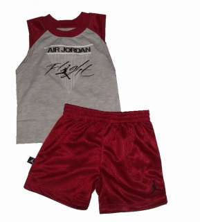 Nike Michael Air Jordan Shorts Set Infant Baby Boy Summer