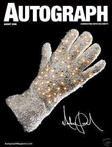 Michael Jackson Autograph Magazine Special—August 2009