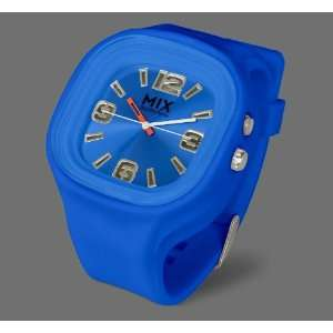 Blue Mixology LED Light Up Watch  Blue watch band with