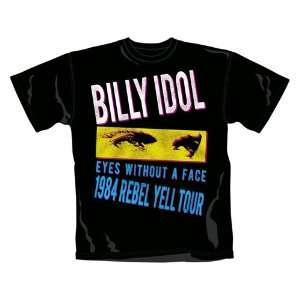 Loud Distribution   Billy Idol T Shirt Rebell Yell (XL) Toys & Games