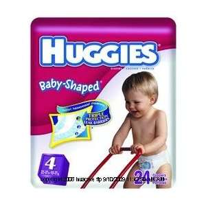 Huggies Snug & Dry Disposable Diapers Baby