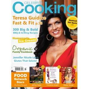 Celebrity Cooking:  Magazines