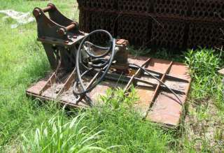 PRO TEC MH 48 HYDRAULIC ROTARY MOWER for EXCAVATOR