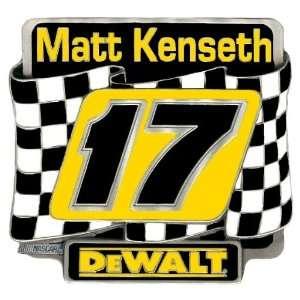 17 MATT KENSETH Hitch Cover Class   NASCAR NASCAR   Fan