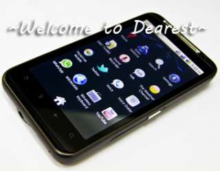 New Android Starter 3G GSM Touch Quad band Wifi Cell phone GPS mobile