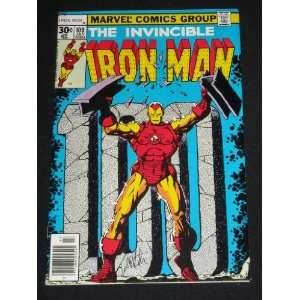 INVINCIBLE IRON MAN VOLUME ONE #100 BRONZE AGE MARVEL COMIC BOOK 1977
