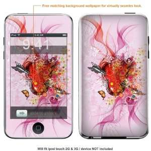 Skin Sticker for Ipod Touch 2G 3G Case cover ipodtch3G 18 Electronics